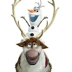 sven and olaf | Best Painting Parties