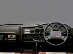 Front panel Toyota Land Cruiser 60 VX Turbo High Roof (HJ61V) '1984–87