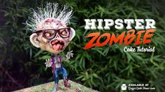 Hipster Zombie Tutorial Promo - YouTube