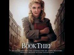THE BOOK THIEF-Max and Liesel-John Williams 2013