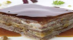 Las terrinas fueron durante una época la apoteosis de la gran cocina, después -tal vez porque son muy laboriosas- cayeron en desuso. Joan Roca las recupera con esta receta sublime.