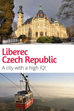 Discover Liberec – the Czech city with a high IQ! This North Bohemian is an ideal place to spend your holidays in any season! Come see for yourself! Let us celebrate our 100 years together! Republic City, Czech Republic, Beautiful Places To Visit, Places To See, Europe Travel Tips, Travel Destinations, Travel Pictures, Cool Pictures, Tourist Board