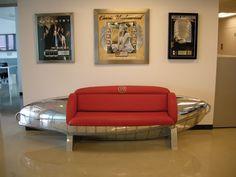Albatross float couch / Sofá flotante Albatross