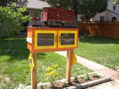 Fairlee Winfield. Longmont, CO. Our Atwood Street Little Free Library celebrates a neighborhood with a real full sized railroad train running down the middle. We are supported by the Historic Eastside Neighborhood and the Boulder Valley Railway Historical Society. We have books for all ages.