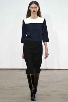 Derek Lam Fall 2013 Ready-to-Wear Collection Slideshow on Style.com