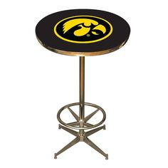 Iowa Hawkeyes NCAA Pub Table