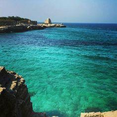 #poesia #salento #lecce #torre #tower #sea #mare #holiday #vacanza #puglia #apulia #apulien #ThisIsPuglia