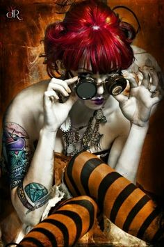 #Steampunk  #SteampunkGoggles                                                                                                                                                                  Andi-Roo : one hoopy frood.                                              • That's you!                                                                                                                                                   Comment