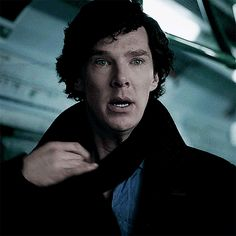 the empty hearse the scarf (gif) .....died happy... and still have yet to see the new episode.... have to wait.. :(