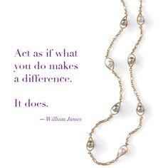 "lia sophia jewelry — ""Dress for Success"" pearl necklace  liasophia.com/twl"