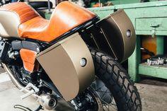 Hunter, by Imbarcadero 14. #motoguzzi #erpico #Imbarcadero14 #LordOfTheBikes #custombike #moto #motocustom #mybikemypride #specialedition