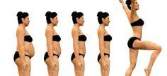 Panza plana: 15 maneras de conseguirla. Para algunas personas, la grasa de la panza es uno de los lugares más difíciles en el cuerpo para
