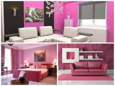 #pareti #casa #colore #rosa #architettura #design #immobile #pittura