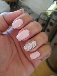 Barbie with glitter