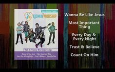"""Yancy shares about her original songs featured in Volume 3 of the series """"Kidmin Worship"""". Learn why these truths are important confessions for us all to sin... kidminworship.com"""