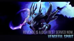 Crippling enemies with stuns and debuffs, and even using Nether Swap to place both herself and her target in harm's way, Vengeful Spirit fights selflessly to sate her thirst for revenge. Dota Warcraft, Defense Of The Ancients, Dota 2 Wallpaper, Online Battle, In Harm's Way, Fantasy Images, Gaming Wallpapers, Picture Tag, Wallpaper Pictures