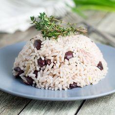 Jamaican Rice and Peas on MyRecipeMagic.com