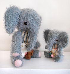 peng peng's place: new ellies and bear at Collins Gifts