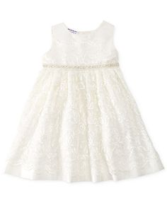 @stavrosmommy ... Do you like this? I think it really pretty! This comes in more sizes than the other one. Let me know your thoughts.  Blueberi Boulevard Baby Girls' Lace Special Occasion Dress