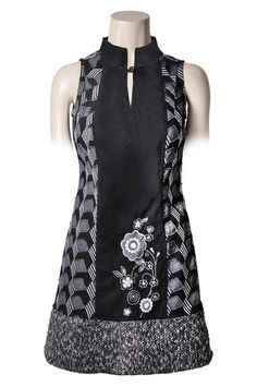 Savage Culture: Tantalizing Tatiana Sleeveless Dress, only on wildcurves.com!