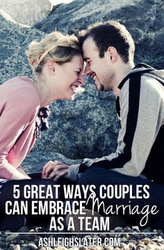 5 Great Ways Couples Can Embrace Marriage as a Team