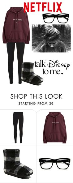 """""""All Day Bedtime"""" by chelseahalll ❤ liked on Polyvore featuring NIKE, George and ZeroUV"""