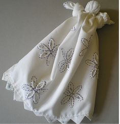 plantation doll from a hanky