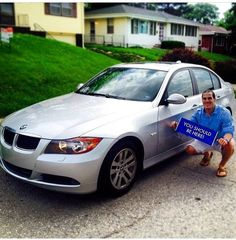 Another team member qualifying for the BMW bonus! Ryan, with his team, generates a minimum of 12 sales a month for our Tier 1 bonus. We promote lifestyle and peak life experiences. This lil' blue sign takes people all over the world. Want in? Txt me. #ysbh #fun #freedom #fulfillment