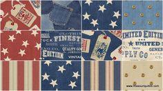 Limited Edition Fat Quarter Bundle - Whistler Studios - Windham Fabrics