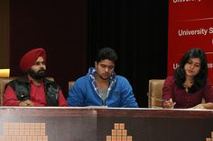 #Chandigarh #University holds #Youth #Parliament  Chandigarh University organized Youth Parliament where the aptness of motto was incarnated in its live and robust form by the Parliamentarians divulging their opinions and debating their ideologies at the replica of the Indian Parliament.
