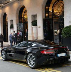 Luxury automobile - photo