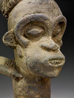 Bangwa Ngkpwé Headdress, Cameroon Grand Palais, Headdress, Art Museum, Statue, Arts, Collection, African, Mascaras, Africa
