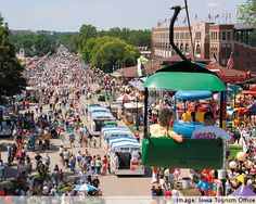 Iowa State Fair ....best in the country!!
