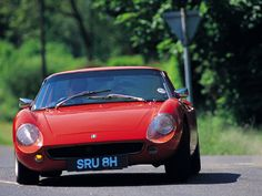 1964–68 De Tomaso Vallelunga
