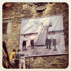Briank Finke at Palazzo Casali- Cortona #onthemove12