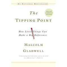 the tippin point #malcom gladwell