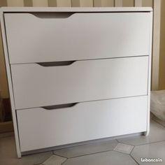 Commode blanche Alinéa