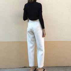 Vintage Hermès Paris Linen Trousers