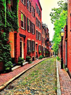 Amazing picture of the neighborhood Argopoint calls home, Beacon Hill.