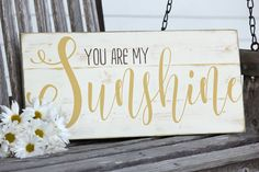 Hey, I found this really awesome Etsy listing at https://www.etsy.com/listing/253729212/you-are-my-sunshine-wall-art-hand