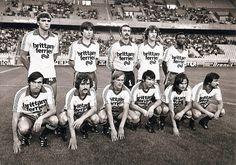STADE BRESTOIS 1979-80.