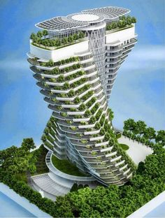 Edificio ecológico- Ecological building