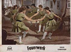FEUERWERK (Kinoaushangfoto '54) - ROMY SCHNEIDER / LILLI PALMER / KARL SCHÖNBÖCK | Filme & DVDs, Film-Fanartikel, Fotos | eBay!