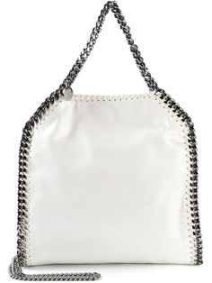 Stella Mccartney 'Falabella' Tote - artificial leather.  Choose your color on shop.genteroma.com or visit #genteroma boutiques