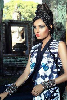 Latest Sana Salman Latest Formal party Wear Collection 2013 For Girls Fashion Dresses for Women Fash by Pakistan Fashion Magazine Pakistani Dress Design, Pakistani Dresses, Silk Formal Dress, Silk Dress, Girl Fashion, Fashion Dresses, Fashion Design, Pakistan Fashion, Formal Dresses For Women