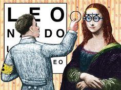0400 [Kathrin Göpfert] 02 Mona Lisa & der Augenarzt