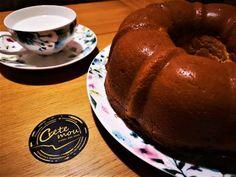Κέικ με ζαχαρούχο και πραλίνα με 5 υλικά! - Eva In Tasteland Food And Drink, Keto, Sweets, Breakfast, Tableware, Cakes, Morning Coffee, Dinnerware, Gummi Candy