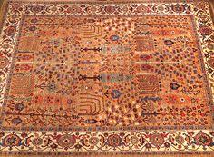 Tree of Life - Oriental Rugs - Nomad Rugs