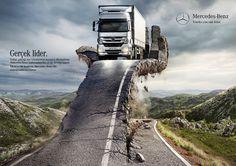 Mercedes-Benz on Behance