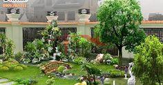 Thiết kế sân vườn thông minh cho biệt thự ấn tượng   Muốn ngôi biệt thự đẹp và vượt bậc thì thiết kế sân vườn thông minh cũng là một trong những nguyên tố quan trọng mà mọi người cần phải để tâm và lưu ý tới.